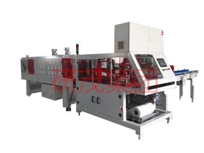 一片式裹膜热收缩包装机