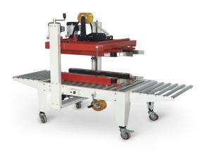 半自动上、下两侧驱动手动折盖封箱机 SHXK-FD4050