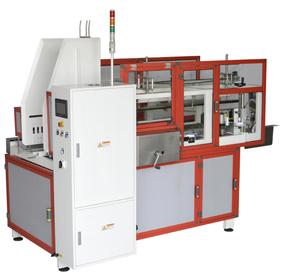 High-speed box machine