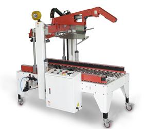 Automatic folding cover sealing machine