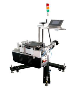 Instant printing labeller