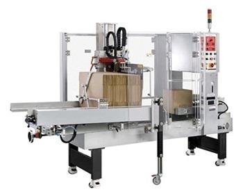 Medium speed box machine