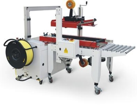 Sealing package one machine