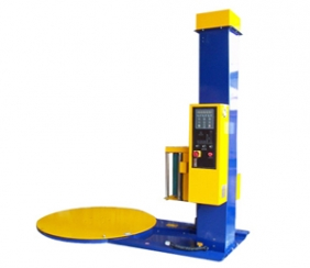 Automatic winding machine (electromagnetic resistance stretch type)